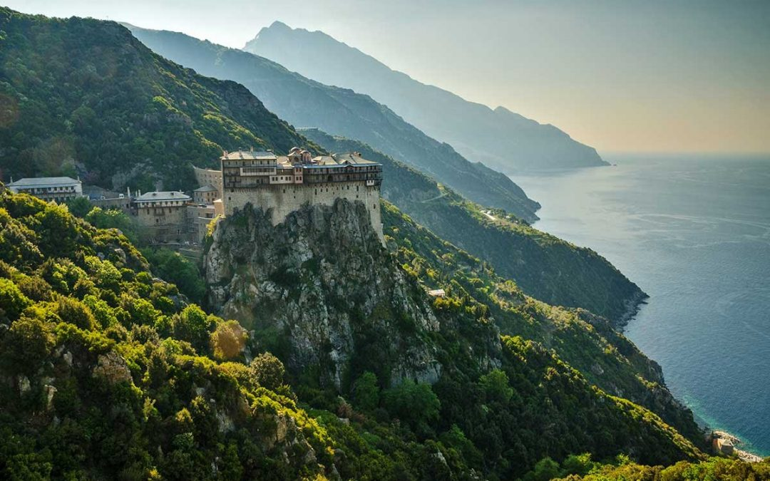 The View From Mount Athos – 2021 Outlook